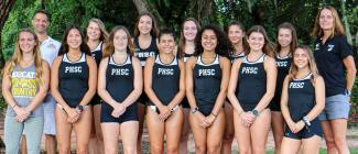 PHSC cross country team