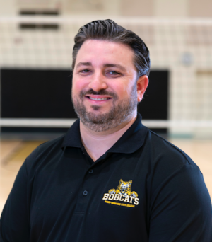 Mark Sawyer Assistant Volleyball Coach 2018