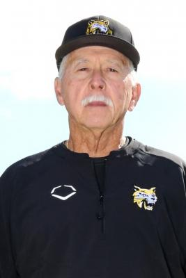 Portrait of Coach Larry Beets